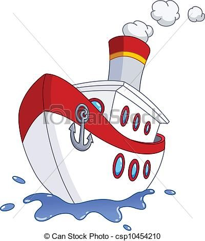 Barco clipart #10