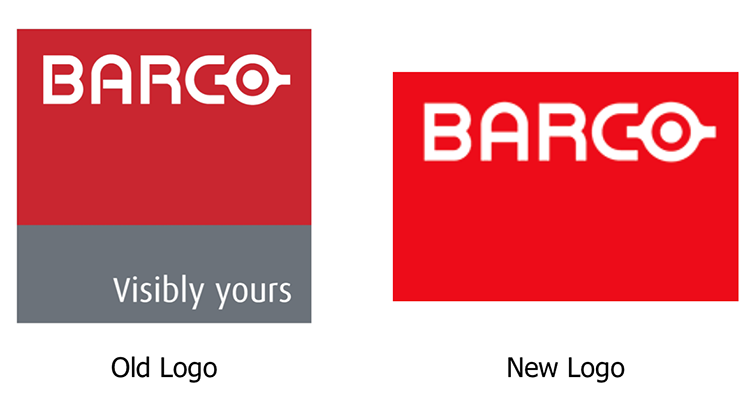 Has Anyone Else Noticed Barco\'s Rebranding?.