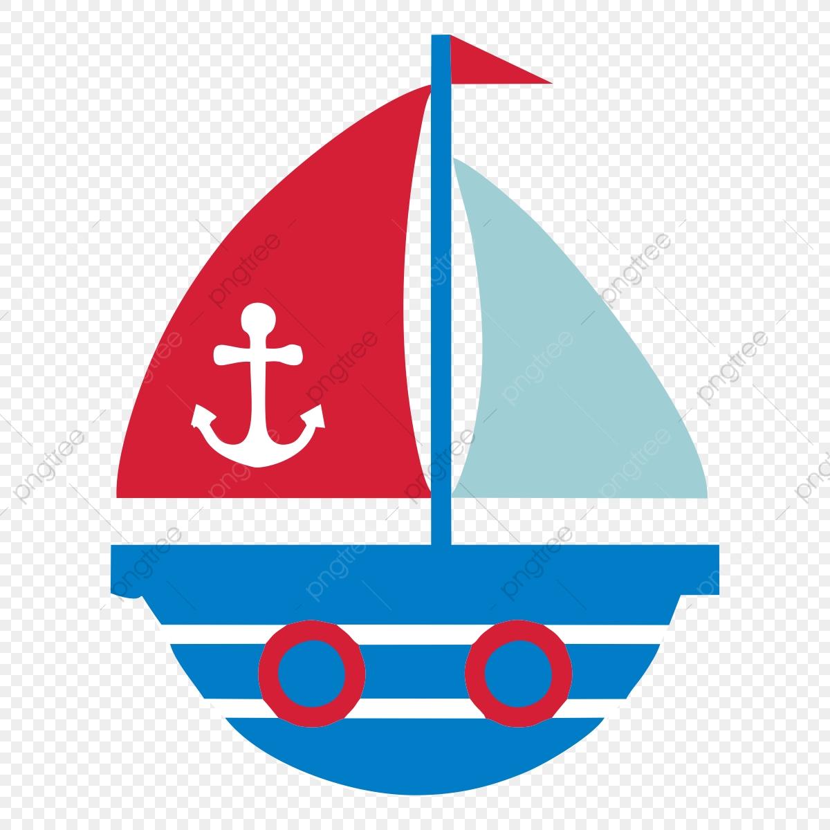 Barco Marinero Vector, Barco, Marinero, Azul Marino PNG Transparent.