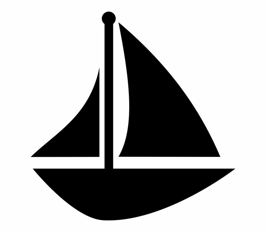 Barco A Vela Png.