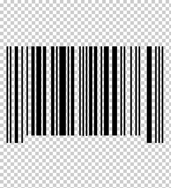 Barcode Scanners Logo QR code, steel bar PNG clipart.