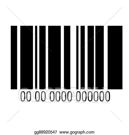 Barcode clipart file, Barcode file Transparent FREE for.
