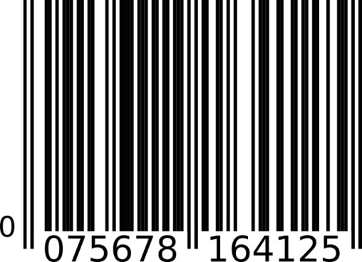 Barcode clipart upca, Barcode upca Transparent FREE for.