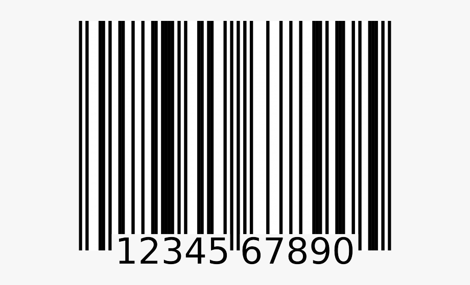 Barcode Clipart Magazine.