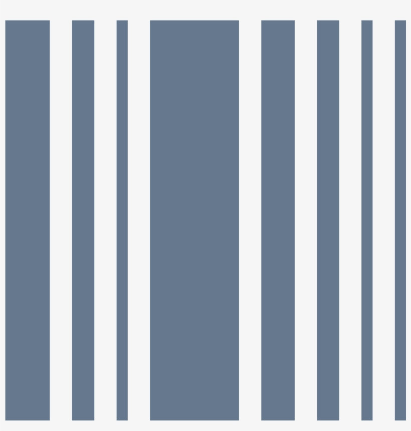 Barcode Clipart Number Transparent.