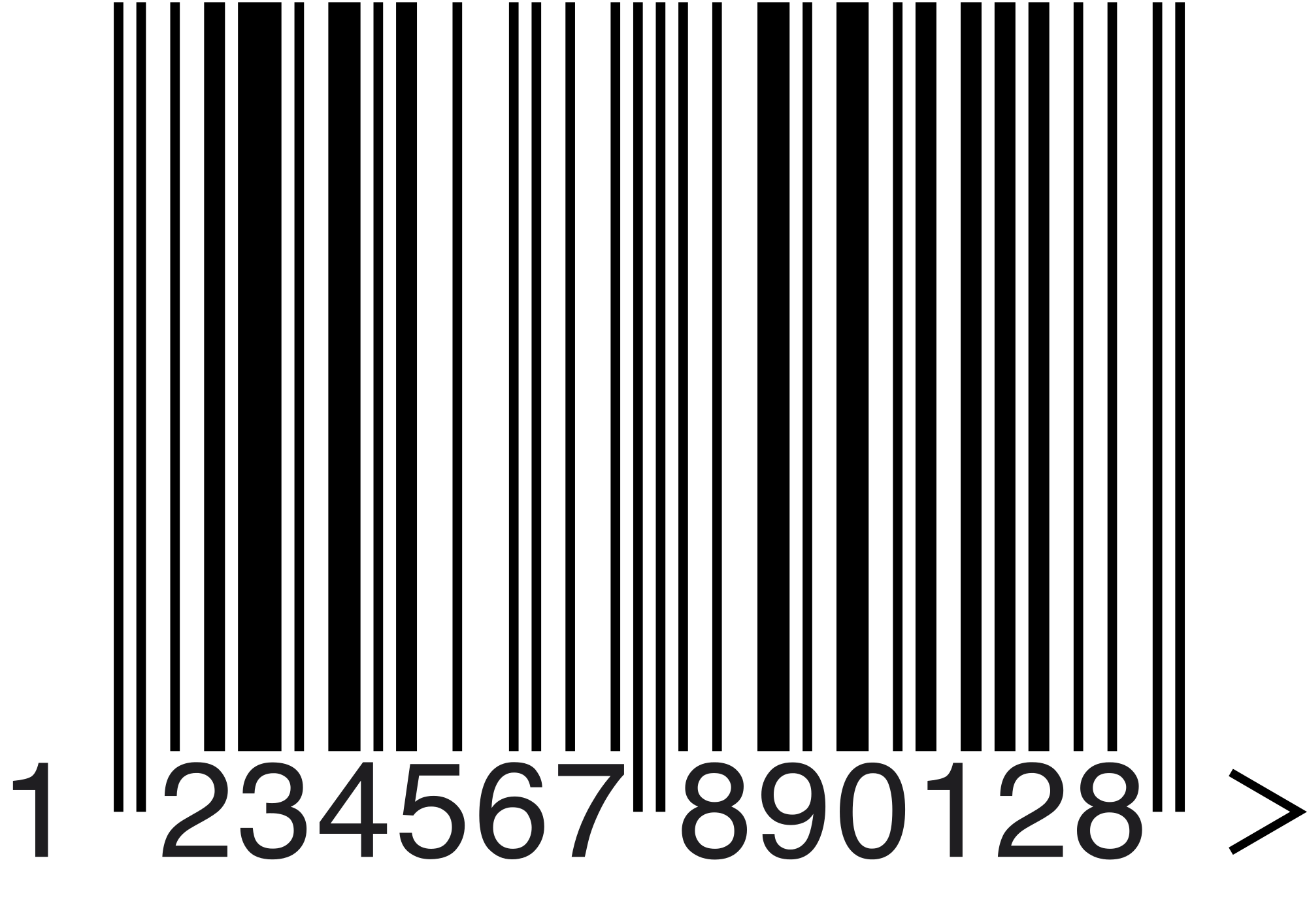 Barcode for magazine png 1 » PNG Image.