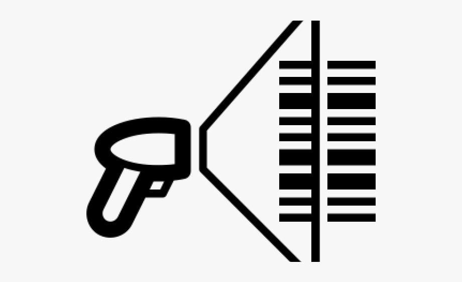 Scanner Clipart Barcode Reader.