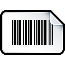Barcode Icon.