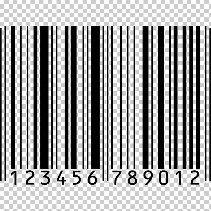 Barcode Scanners Universal Product Code QR code, plaque.