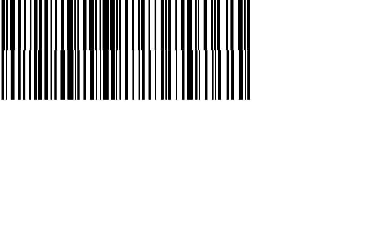 JasperReports with Barcode Code128 (Barcode4J): PNG differs from PDF.