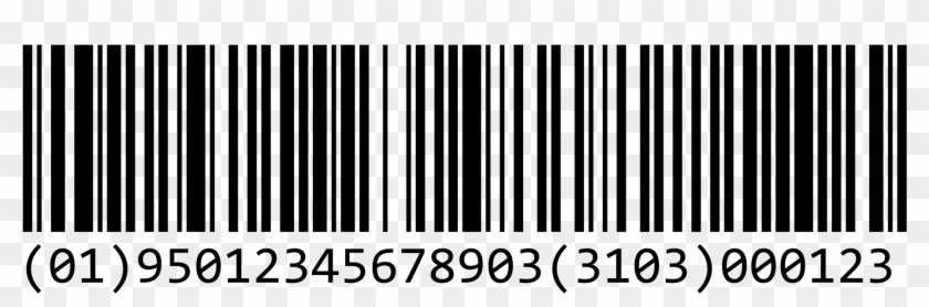 Ticket Barcode Png.