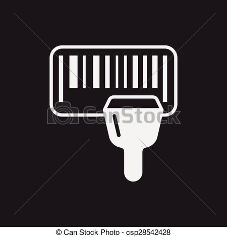 Barcode label clipart #11