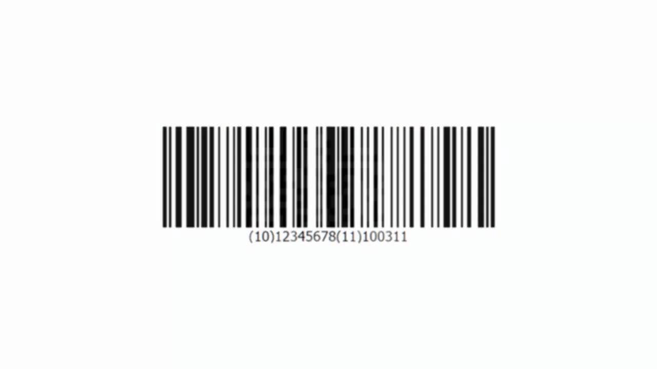 Barcode Maker Software.