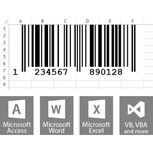 Barcode Creator Generator SDK software. You can embed it in any.