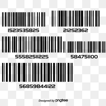 Barcode Png, Vector, PSD, and Clipart With Transparent Background.
