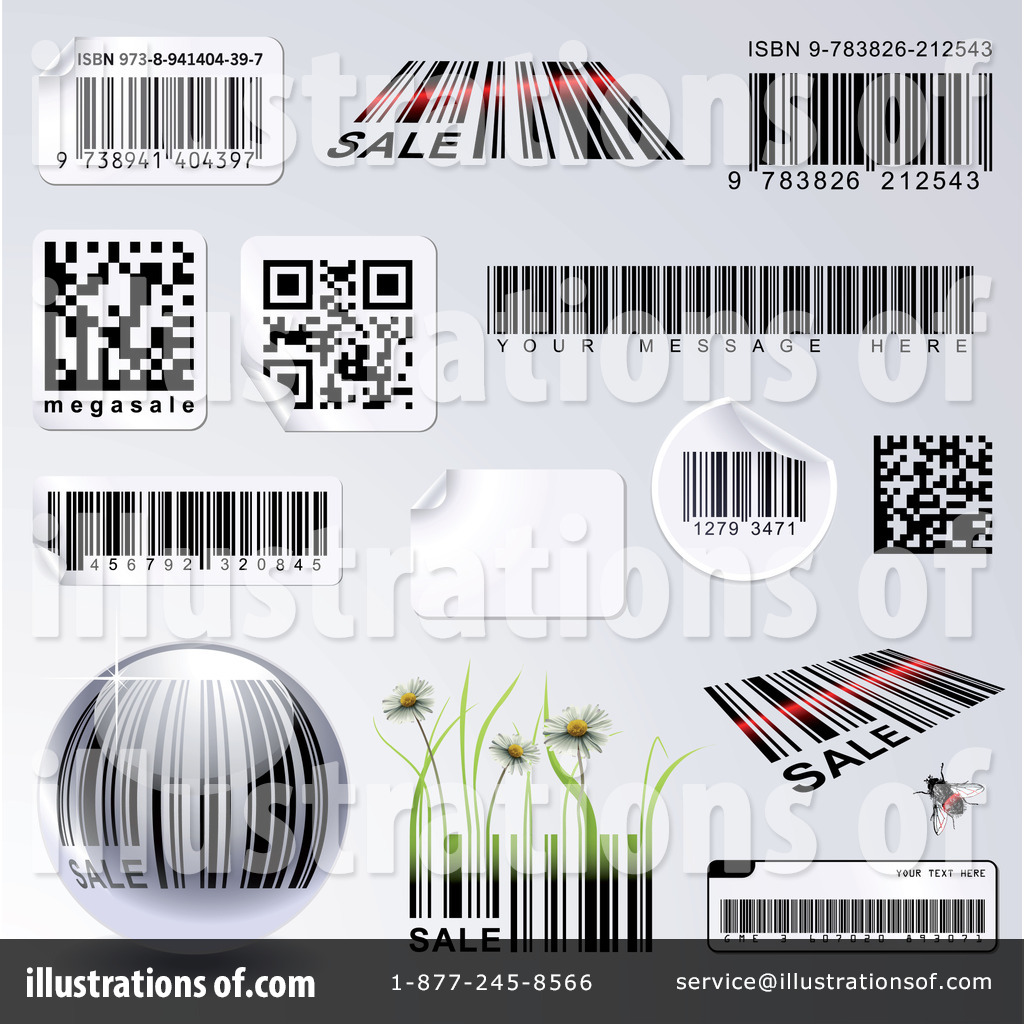 Barcodes Clipart #97819.