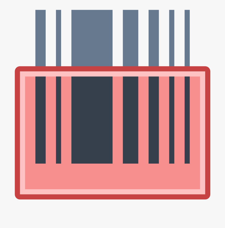 Barcode Scanner Icon.