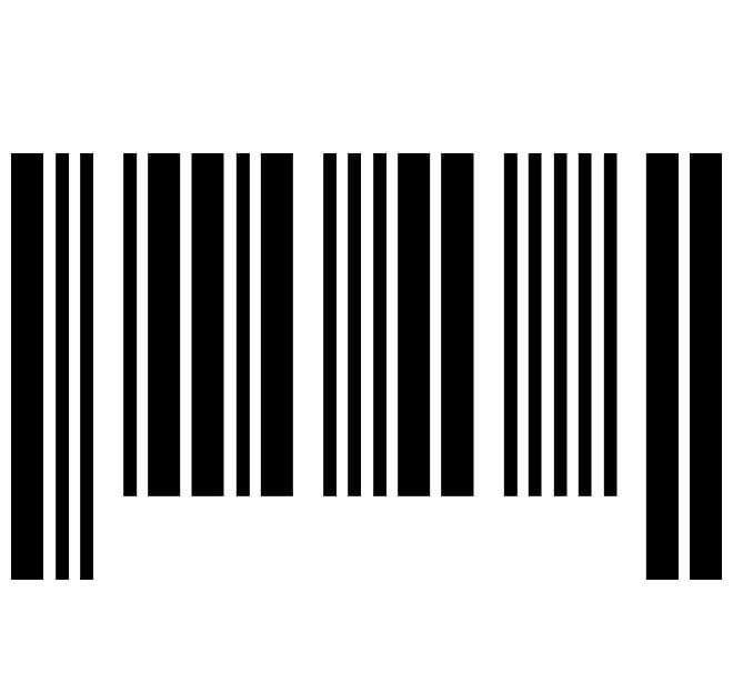 Free barcode vector 2 eps file.