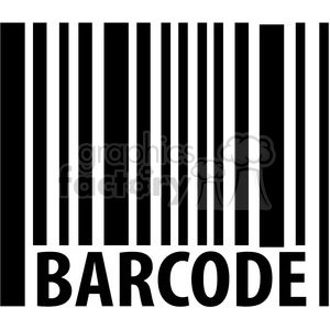 upc barcode vector icon . Royalty.
