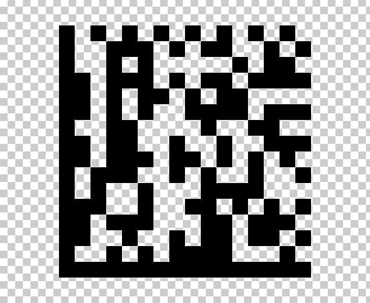 Data Matrix Barcode 2D.