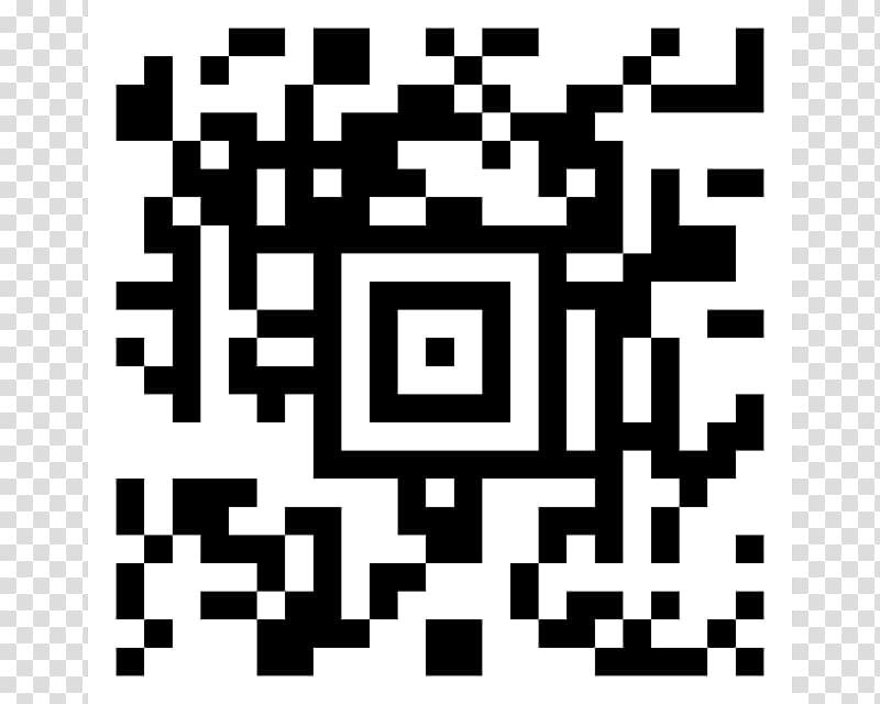Aztec Code Barcode 2D.