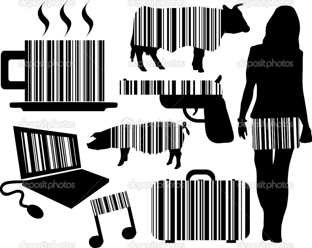 barcodes.