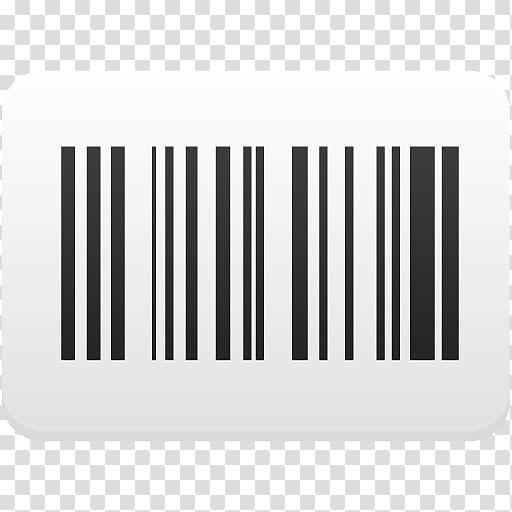 Barcode sticker illustration, angle black keyboard, Barcodes.