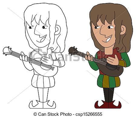Bard Vector Clip Art Royalty Free. 123 Bard clipart vector EPS.