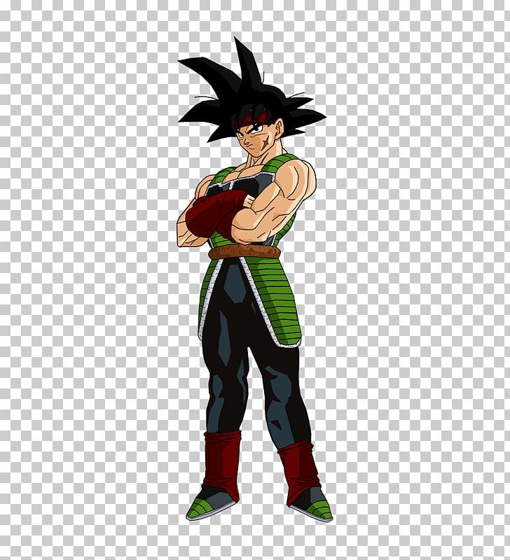 Raditz Bardock Goku Vegeta Goten, dragones PNG clipart.