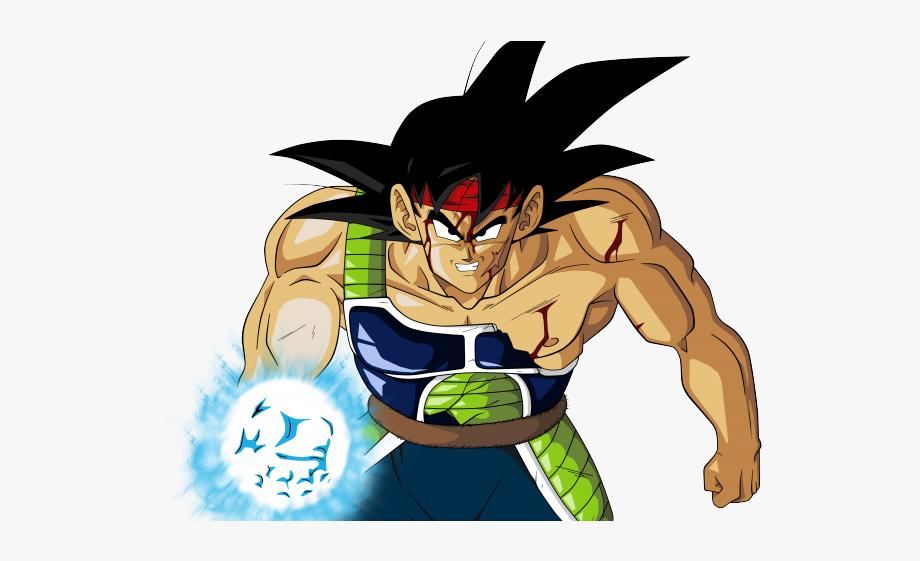 Dragon Ball Z Clipart Goku Normal.