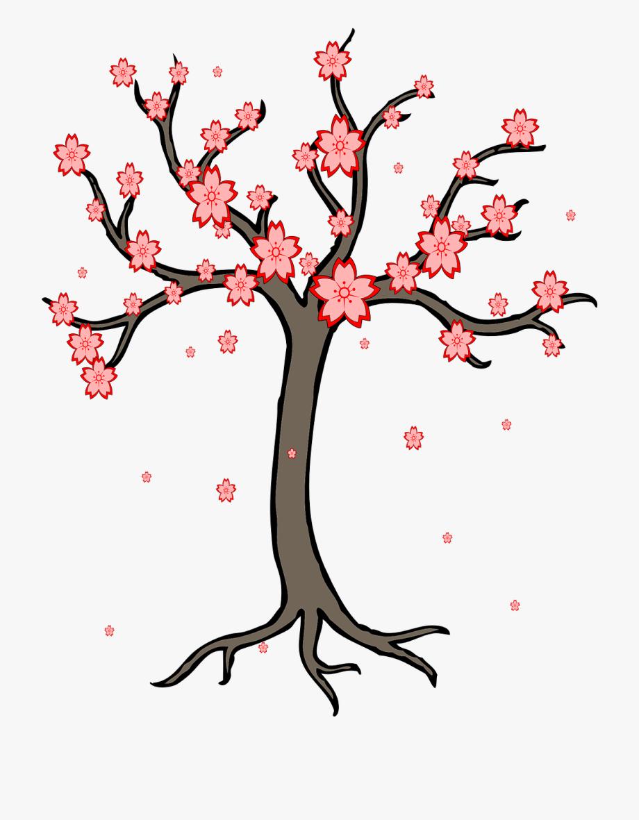 Bare Tree Clip Art #130214.