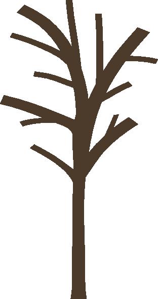 Bare Tree Clip Art at Clker.com.