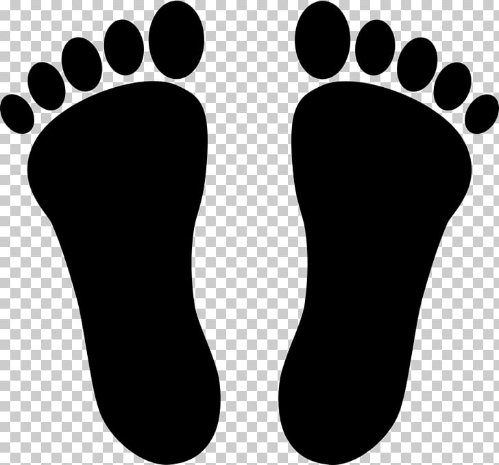 Footprint Barefoot , desert Flower PNG clipart.