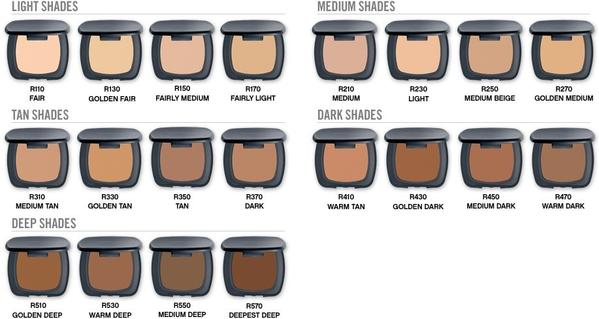 BareMinerals Ready SPF20 Mineral Pressed Foundation Powder.