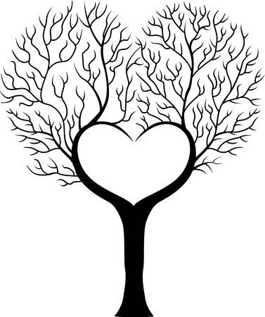 4,599 Bare Tree Stock Vector Illustration And Royalty Free Bare Tree.