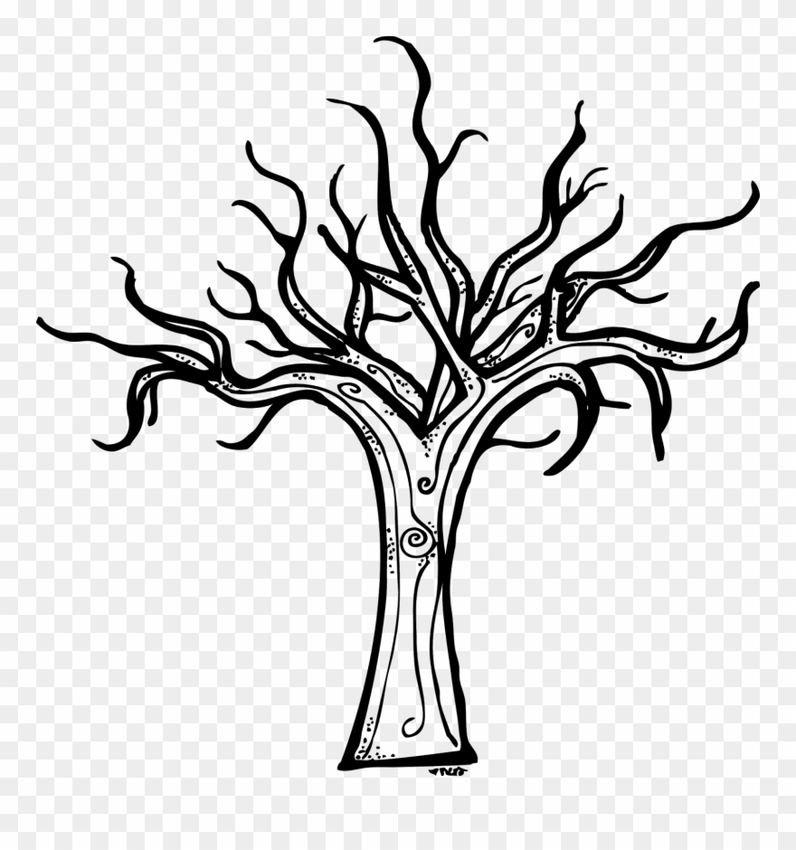 Black And White Dead Tree Clipart Cliparts And Others.