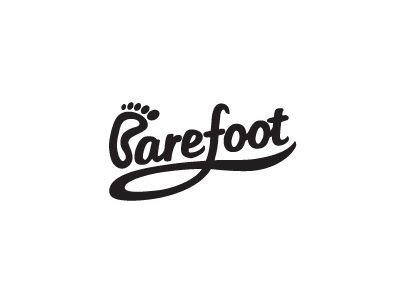 Barefoot logo.