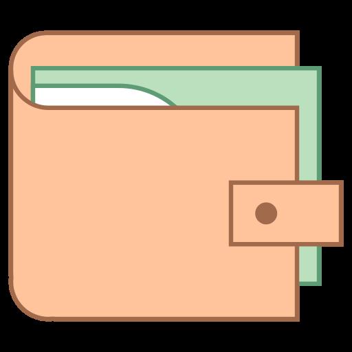 Wallet Icon.