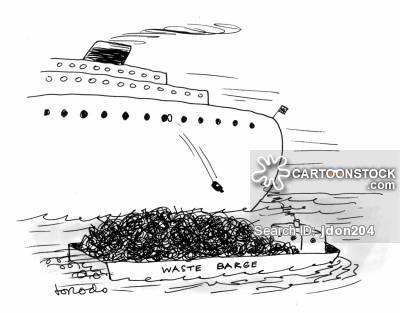 Barge Cartoons and Comics.