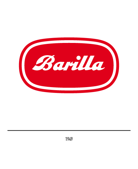 The Barilla logo.