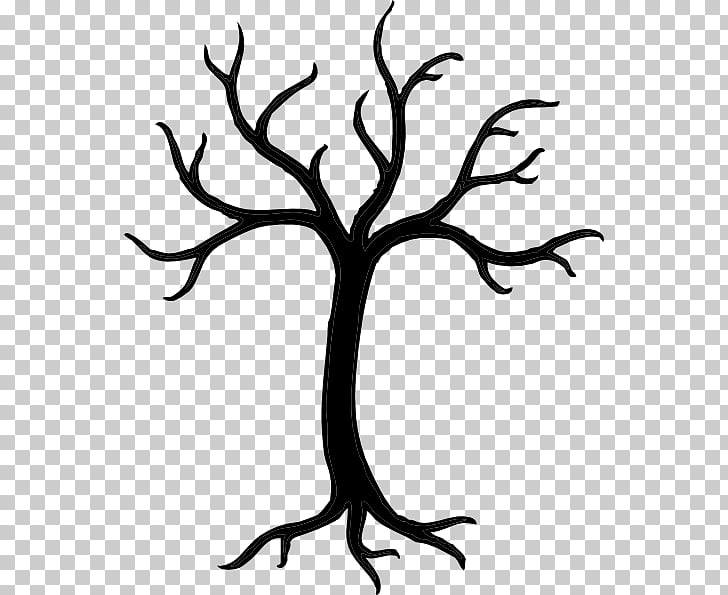 Branch Tree Trunk Bark , Black And White Tree Tattoos PNG.