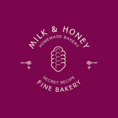 Bakery Logo Maker.