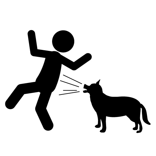 Dog Barking Clipart.