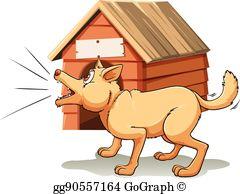 Barking Dog Clip Art.
