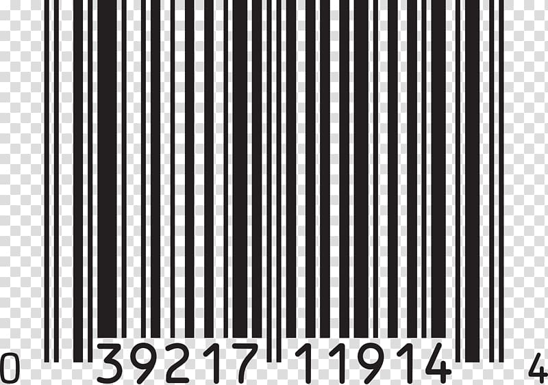Barcode International Article Number Universal Product Code.