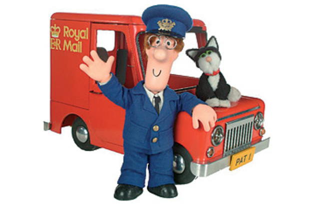 Postman Pat Clipart.