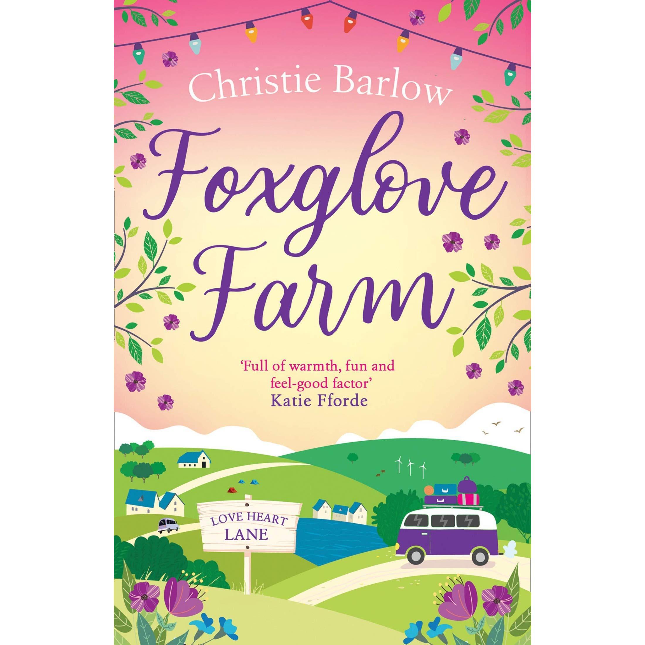 Foxglove Farm by Christie Barlow.