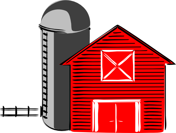 Barn Clipart For Kids.