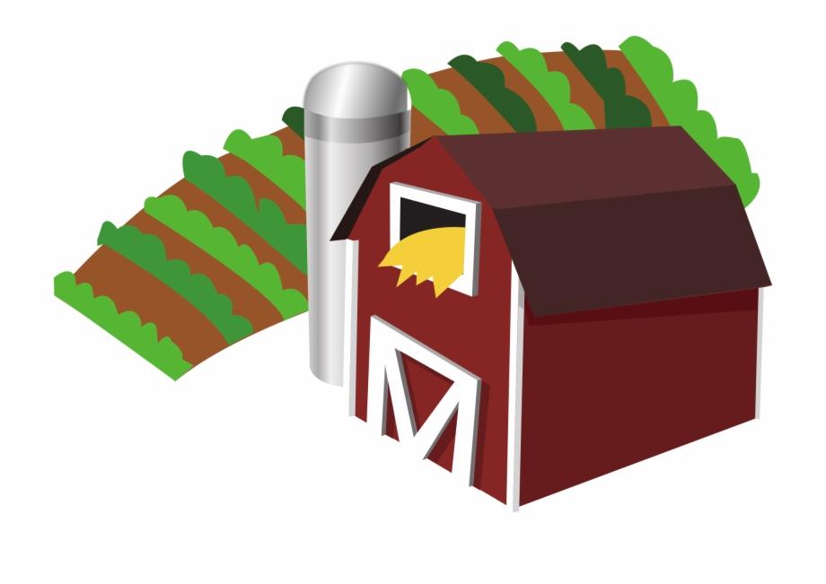 File Barn With Farm Clip Art Svg Ⓒ.