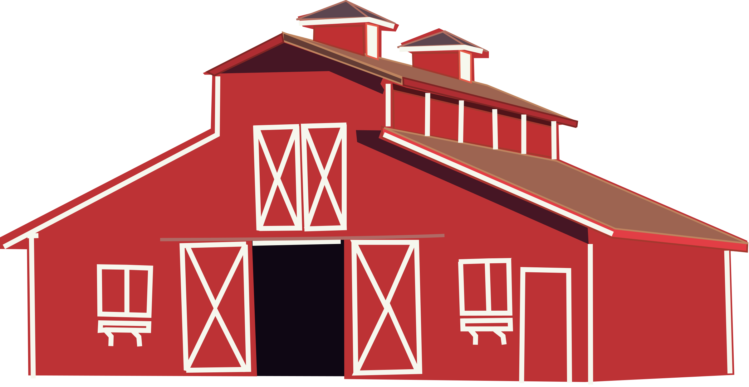 Red Barn Clipart & Red Barn Clip Art Images.